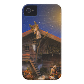 christmas joy time iPhone 4 cover