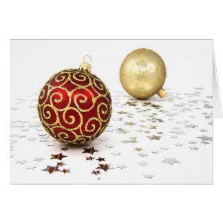 Christmas Joyeux Noel I Greeting Card
