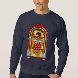 Christmas Jukebox Sweatshirt