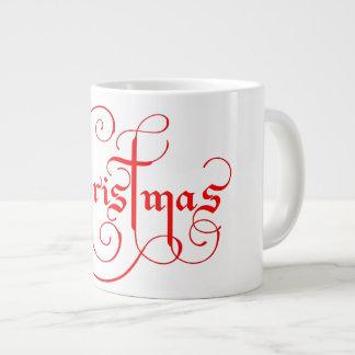Christmas Jumbo Mug