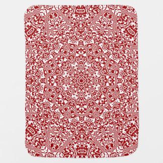 Christmas Kaleidoscope 4 Baby Blanket