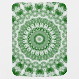 Christmas Kaleidoscope 7 Baby Blanket