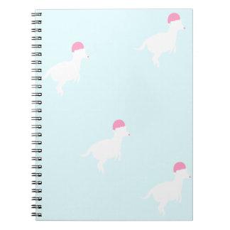 Christmas Kangaroo Notebook