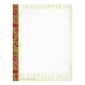 Christmas Keepsake Binder Pages