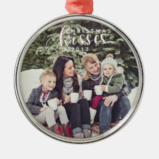Christmas Kisses Ornament