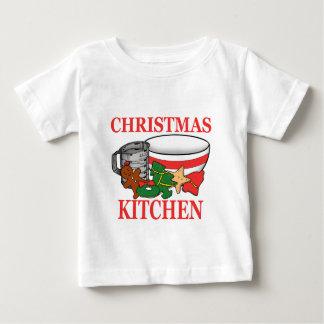 christmas kitchen baby T-Shirt