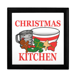 christmas kitchen gift box