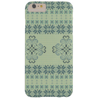 Christmas knitted pattern barely there iPhone 6 plus case