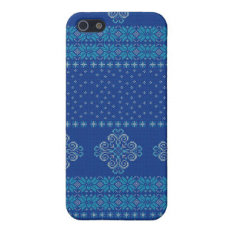 Christmas knitted pattern iPhone 5/5S covers