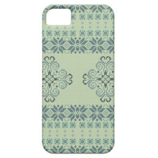 Christmas knitted pattern iPhone 5 case