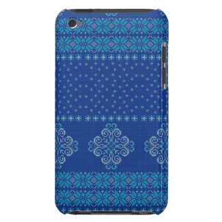 Christmas knitted pattern iPod touch cases