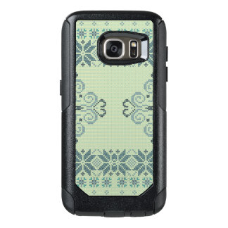 Christmas knitted pattern OtterBox samsung galaxy s7 case
