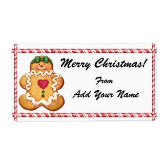 Christmas Label - SRF