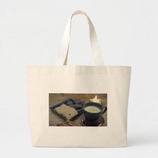 christmas large tote bag