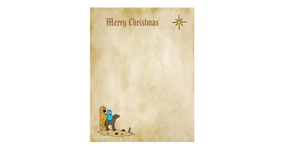 Christmas Paper Letterhead Custom Christmas Paper Letterhead – Christmas Paper Template