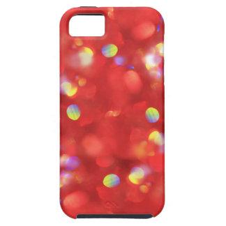 Christmas Light Bokeh Case For The iPhone 5
