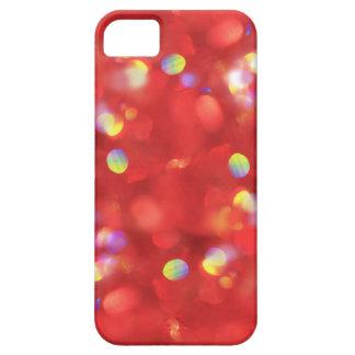 Christmas Light Bokeh iPhone 5 Cover