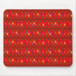 Christmas Light Pattern Red