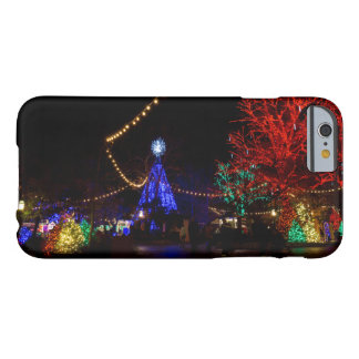 Christmas Lights Galore Barely There iPhone 6 Case