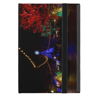 Christmas Lights Galore iPad Mini Cover