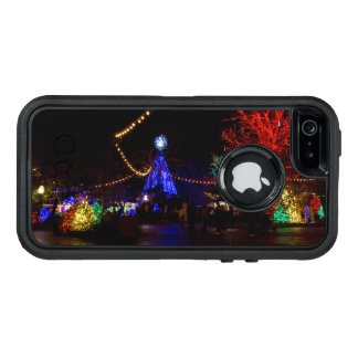 Christmas Lights Galore OtterBox Defender iPhone Case