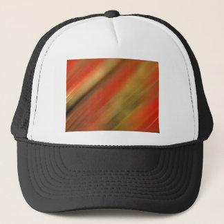 Christmas lines trucker hat
