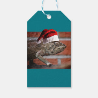 Christmas Lizard Gift Tags