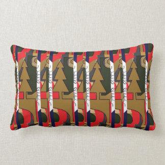 Christmas Lumbar Pillow