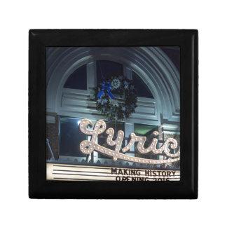 Christmas Lyric Gift Box