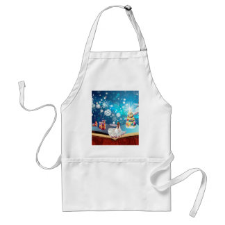 Christmas Magic Book 2 Standard Apron