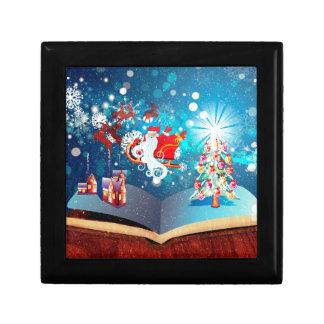 Christmas Magic Book Gift Box