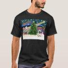 Christmas Magic Cairn Terrier 5 T-Shirt