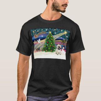 Christmas Magic Cairn Terrier 5 T-Shirt