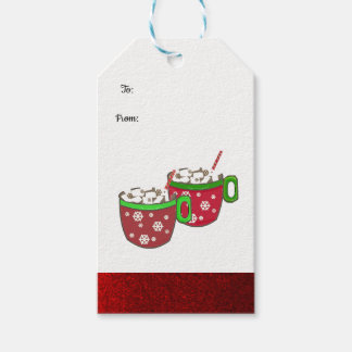 Christmas Marshmallow Delight Gift Tags