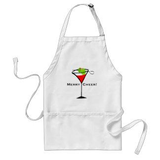 Christmas Martini Standard Apron
