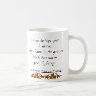 Christmas May Abound Coffee Mug