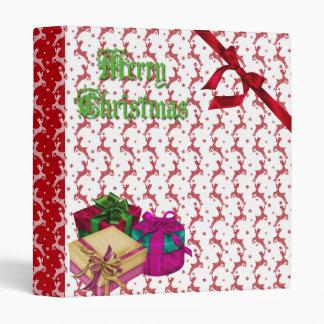 Christmas Memories  Avery Binder