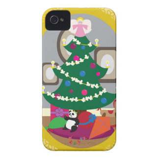 Christmas Memories iPhone 4 Case-Mate Cases