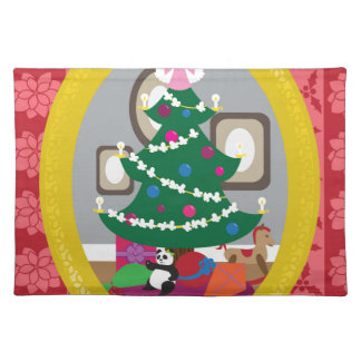 Christmas Memories Placemat