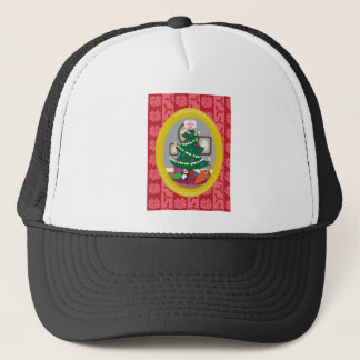 Christmas Memories Trucker Hat