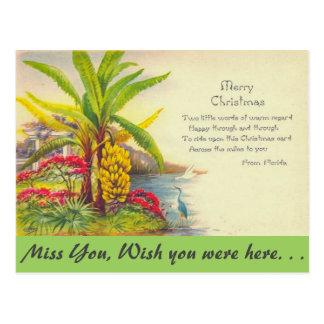 Christmas, Merry Christmas Postcard