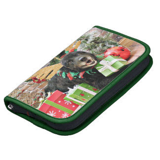 Christmas - Mixed Breed - Harry Folio Planner