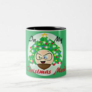 Christmas mood cup
