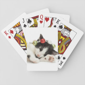 Christmas Morning Playing Cards