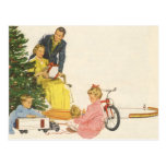 Christmas Morning Postcards