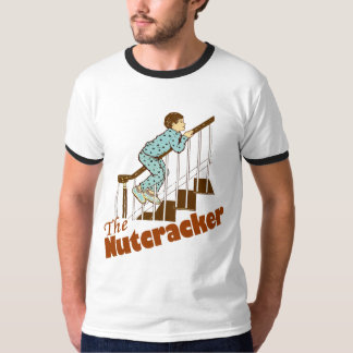 Christmas Morning The Nutcracker T-Shirt