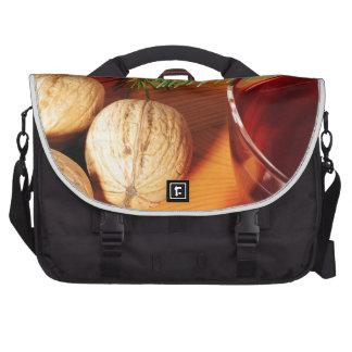 Christmas motive commuter bag