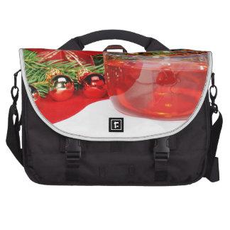 Christmas motive laptop computer bag