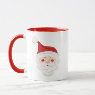 Christmas Mug with Santa