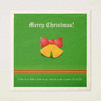 Christmas Napkin Disposable Napkins